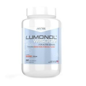 1 Bottle LumUltra Wisdom (60ct) 1 Month Supply  by Lumultra