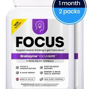 Buy Nootropics Brainzyme Focus Elite