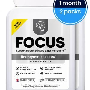 Buy Nootropics Brainzyme Focus PRO