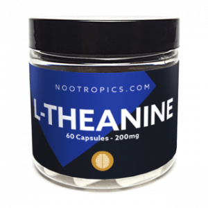 Buy L Theanine Online Nootropic