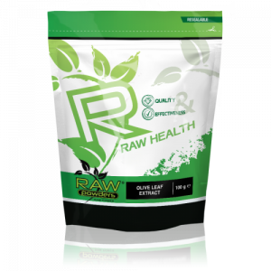 Buy rawpowders Olive Leaf Extract Powder 100 grams nootropics supplement on sale