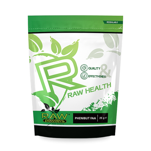 Buy rawpowders Phenibut FAA Powder nootropics supplement on sale